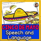 Spring Speech and Language Activities | Cinco de Mayo Speech Therapy