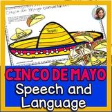Spring Speech and Language Activities | Cinco de Mayo Speech Therapy