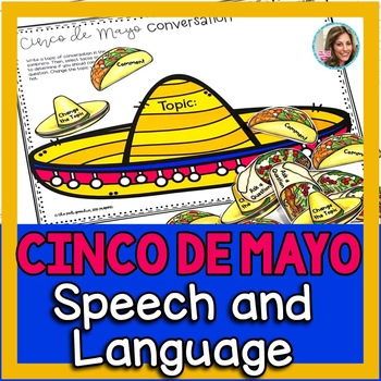 Cinco de Mayo Speech Therapy