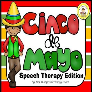 Cinco de Mayo Speech Therapy Edition