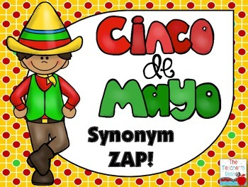 Cinco de Mayo Synonym ZAP!