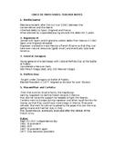 Cinco de Mayo- Teacher Notes (history channel video)
