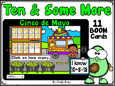 Cinco de Mayo Ten & Some More ~ Chips and Dip  ~ BOOM Card