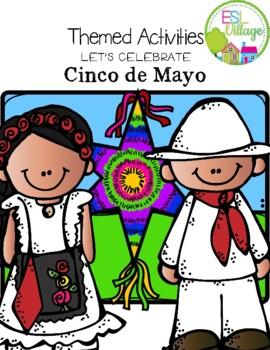 Cinco de Mayo Themed Activities