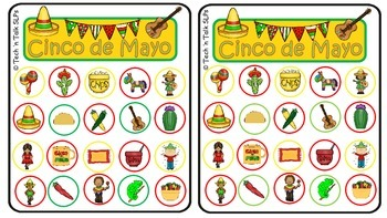 Cinco de Mayo Token Boards