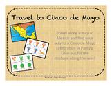 Cinco de Mayo Travel To Mexico Open-Ended Board Game
