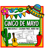 Cinco de Mayo - Unit for May