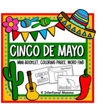 Cinco de Mayo - Unit for May
