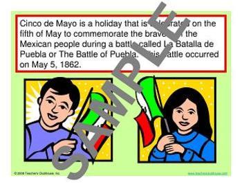 Cinco de Mayo Unit from Teacher's Clubhouse