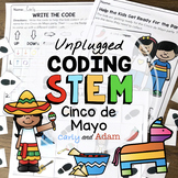 Cinco de Mayo Unplugged Coding STEM Activity