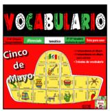 Cinco de Mayo - Vocabulary
