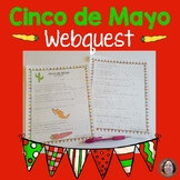 Cinco de Mayo Webquest