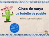 Cinco de Mayo Coloring Book & Lesson Plan (5 de Mayo)