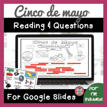 Cinco de Mayo Worksheet and Poster
