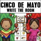 Cinco de Mayo Activities - Write the Room