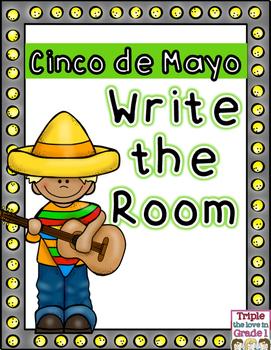 Cinco de Mayo Write the Room