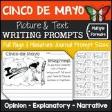 Cinco de Mayo Writing Prompts {Narrative Writing, Informative & Opinion Writing}