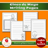 Cinco de Mayo Writing Pages