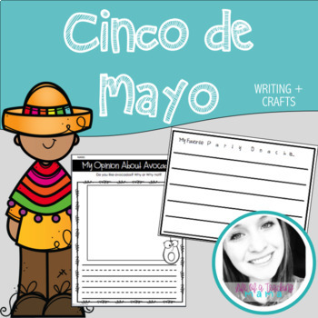 Cinco de Mayo Writing and Crafts