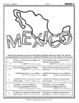 Cinco de Mayo basic reading and glyph in Spanish for emerg