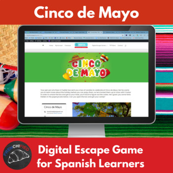 Digital Escape - Cinco de Mayo