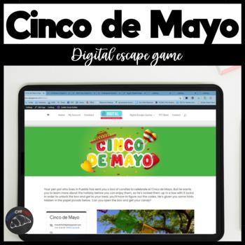 Cinco de Mayo digital breakout