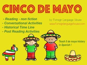 Cinco de Mayo for Grades 6-12