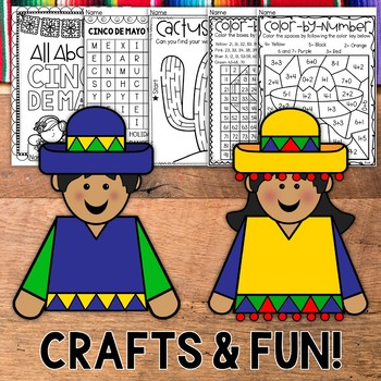 Cinco de Mayo for Little Learners