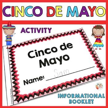 Cinco de Mayo informational booklet