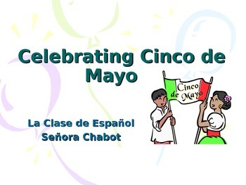 Cinco de Mayo lesson