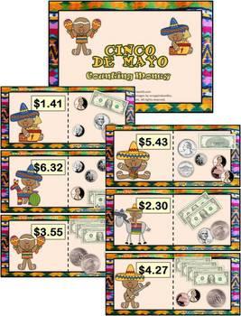 Cinco de Mayo money counting