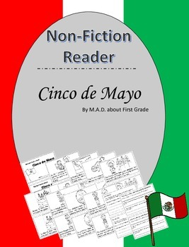 Cinco de Mayo nonfiction book with CLOSE