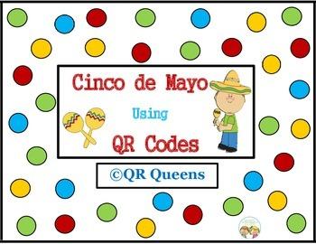 Cinco de Mayo using QR Codes