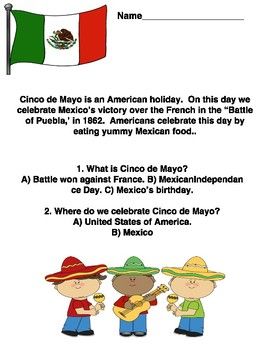 Cinco de Mayo without misconceptions