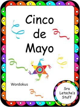 Cinco de Mayo wordoku