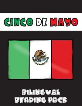 Cinco de mayo Bilingual Reading Pack