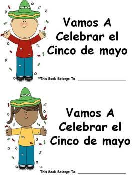 Cinco de mayo Easy Reader Spanish Version