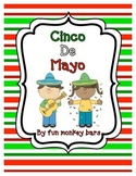 Cinco de mayo foldable
