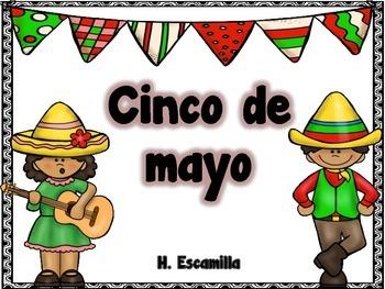 Cinco de mayo - Thematic Unit in Spanish