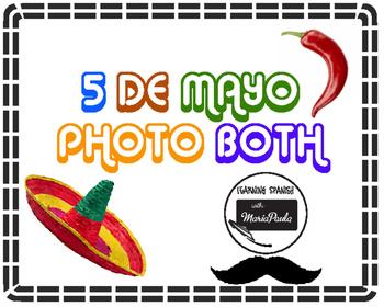 Cinco de Mayo photo booth!