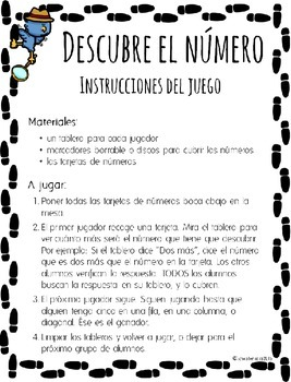 Cinco en fila: Sumas bajo 100 | Spanish Addition Printable Games