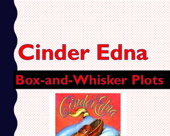 Cinder Edna Lesson Plan and Activity