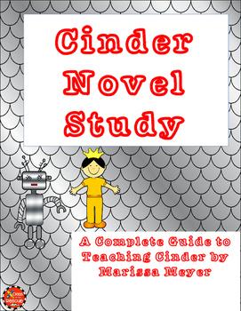 Cinder by Marissa Meyer Novel Study