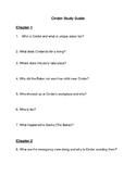Cinder by Marissa Meyer Study Guide