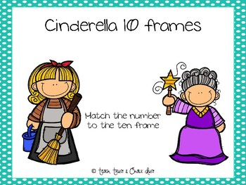 Cinderella 10 frames