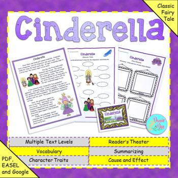 Cinderella Close Read