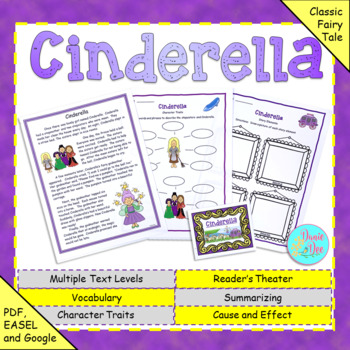 Cinderella Close Read