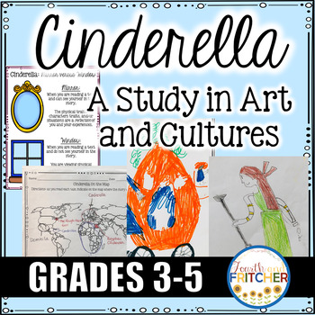 Cinderella: A Study in Art and Cultures
