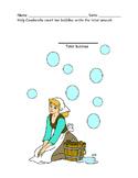 Cinderella Activity Pack for Preschoolers