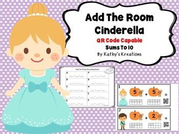 Cinderella Add The Room (QR Code Ready)